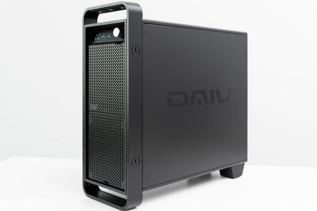 DAIVのデスクトップモデル