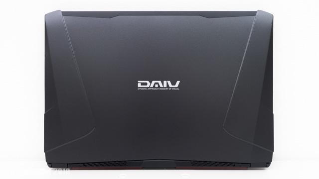 DAIV-NG7510S2-M2SH2の天板
