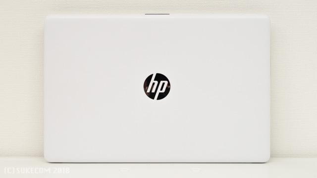 HP 15-db0000の天板
