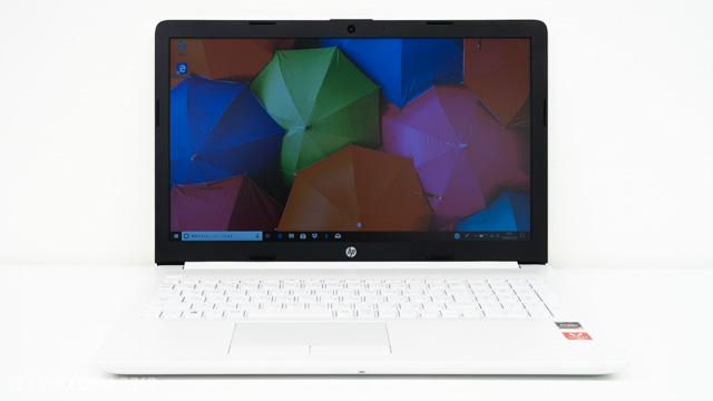 HP 15-db0000のディスプレイ