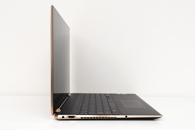 HP Spectre x360 15の標準的な使い方