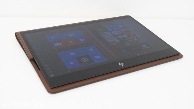 HP Spectre Folio 13のタブレットモード