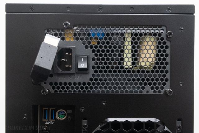 NEXTGEAR i690PA3-SPのインターフェイス
