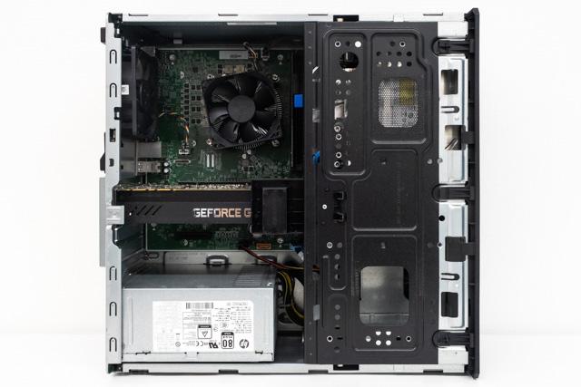 Pavilion Gaming Desktop 790の内部