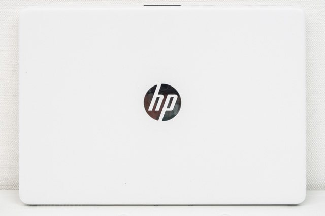 HP 14s-cf0000の天板