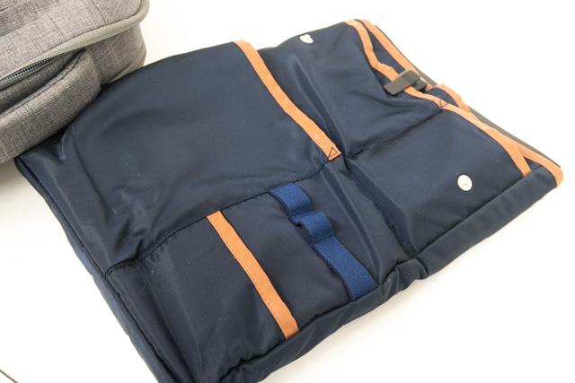 長年使っているバッグインバッグ