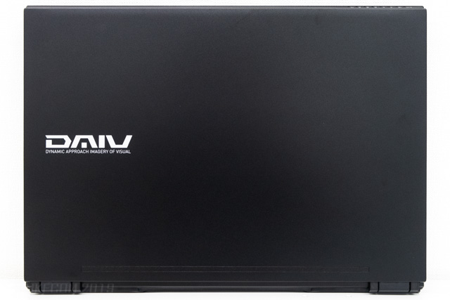 DAIV-NG5800の天板