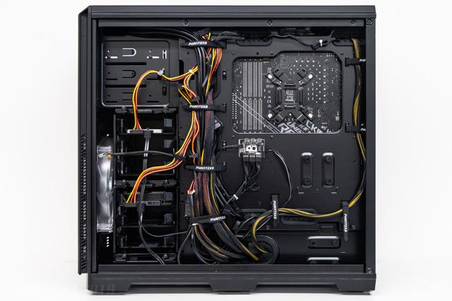 FRGBZ390の裏配線