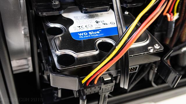 ウェスタンデジタルのHDD