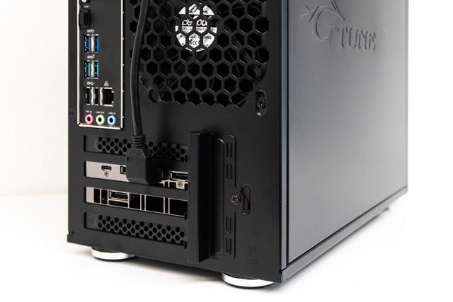 GPUと接続