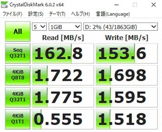 FRGBZ390のHDD