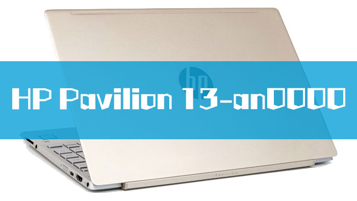HP Pavilion 13-an0000