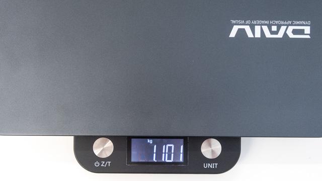 DAIV-NG4300の重量