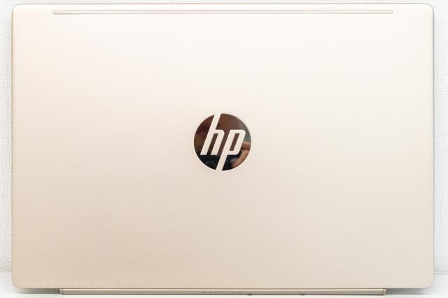 HP Pavilion 13-an0000の天板
