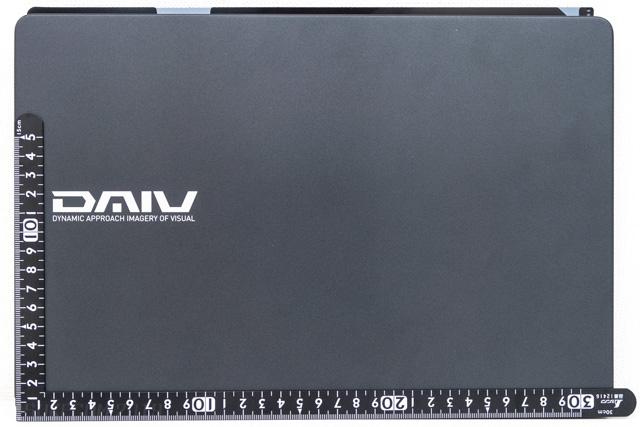 DAIV-NG4300のサイズ