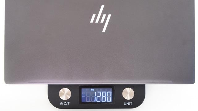 パソコンの重量