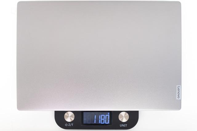 Ideapad S530の重量